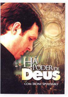 DVD HÁ PODER DE DEUS - IRONI SPULDARO