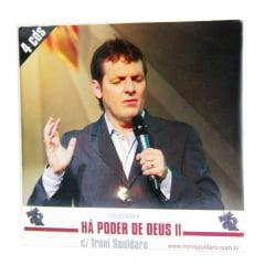 COLETÂNEA II - 4 CD'S HÁ PODER DE DEUS - IRONI SPULDARO