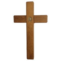 CRUZ COM CRISTO - 16 CM  -  IRONI SPULDARO