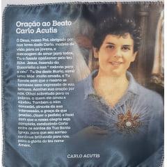 LENÇO CARLO ACUTIS