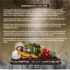Lenço Consagração a São José